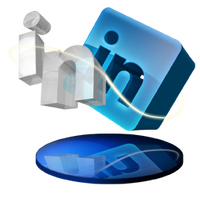 Linkedin dock icon by Ornorm