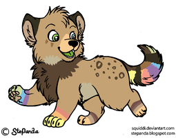 1 trade pup to ~LizzysAdopts by MichelsAdoptions