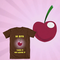 The Cherry - We Love Fine T-shirt entry by aoshistark