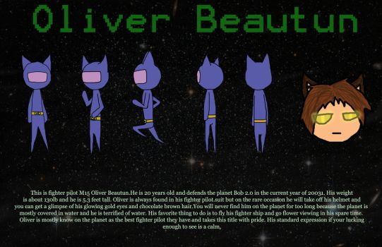 Oliver Beautun by silvergirl54321