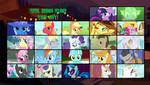 My Little Total Drama Island by SEGASister
