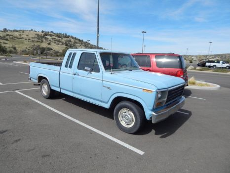1981 Ford F150 Ranger SuperCab by TheHunteroftheUndead