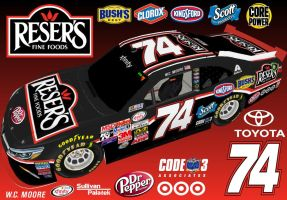 Resers Toyota NXS15 Hero Card by Lowes4804