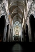 Cathedral of Our Lady by Aloba
