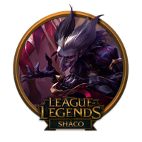 Wild Card Shaco by fazie69