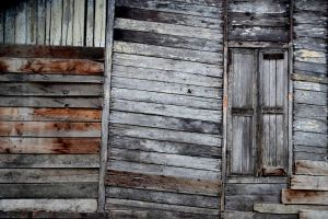 Old Wooden House by Shilta