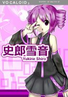 p.com 2 = Box art Shiro Yukine by Yen-mi