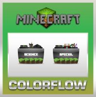 Colorflow Minecraft Folders 2 by TMacAG