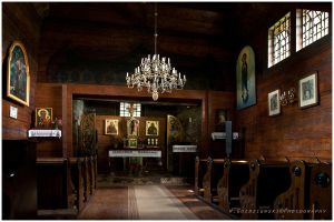Orthodox Church by swiftach