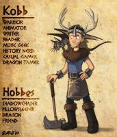 Viking ID by Kobb