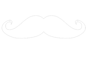 Moustache PNG by ItsNoeliaJB