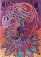 ACEO Phoenix 06 by rachaelm5