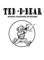 Ted-D-Bear by VincentBryantArt