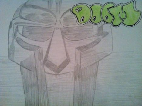 MF DOOM by Rise-GTR