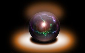 Crystal Ball by Erebes