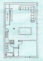 Income Suite House Basement Level by Raiderhater1013