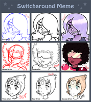 SU Switcharound MEME by cappiness