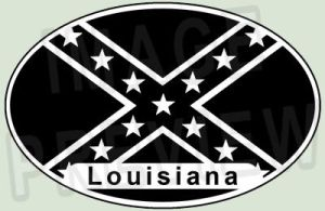 Confederate Louisiana by hassified