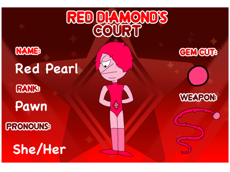 Red Pearl APP by BronyFroYo