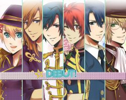 Utapri DEBUT! by sakuyasworld