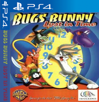 Bugs Bunny Lost in Time on PS4 by cartoonfan22