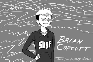 Brian Casual - Test by ryuuseipro