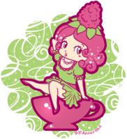 Raspberry Sweetie by Annortha