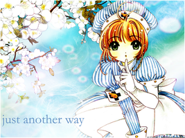 just another way - wallpaper by Halleliyah