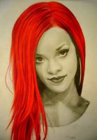 Rihanna by tomwright666
