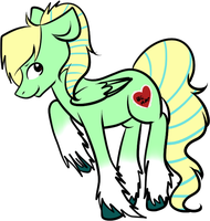 All I Ever Wanted MLP Adopt by LulaAdopts