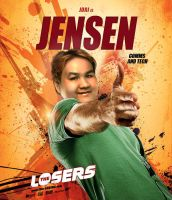 Jori as Jensen of The Losers by j4ever