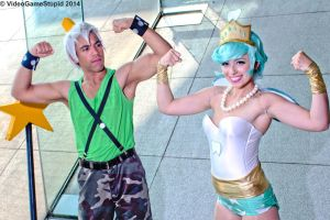 Otakon 2014 - Jorgen and the Tooth Fairy(PS) 22 by VideoGameStupid