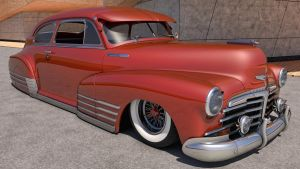 1948 Chevrolet Fleetline by SamCurry