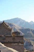 Great Wall by CarlEiphelheim