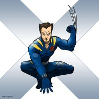 X-Men: Wolverine by arunion