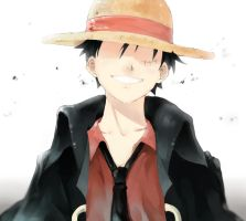 Strong World Luffy by lonerurouni187