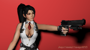 Officer Momiji by nightmaretango1693