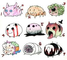 Super Demented Pets [CLOSED] by ReM-Swine