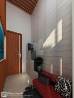 Green Cove BSD interior_shoes room by vaD-Endz