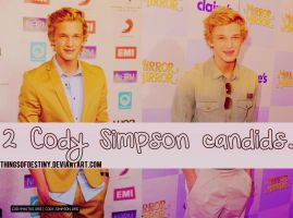 2 Cody Simpson candids. by ThingsOfDestiny
