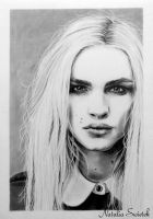 Andrej Pejic by Rifty