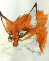 AWAW 018 - Fireheart by KiddosNightmare