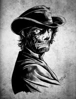 Jonah Hex: A Tribute by tepaipascual