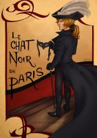 Le Chat Noir by Alassa