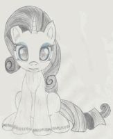 Rarity by jazzy-rose-hxc