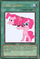 Pony Cannon by iven3000