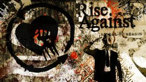 Rise Against by V4VoDKa