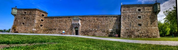 Fort Chambly by Iouri