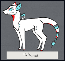 Tribunal ref by TheseWeirdFishes