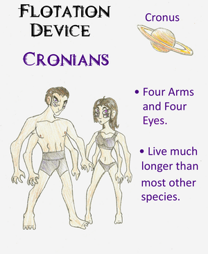 Flotation Device: Cronians